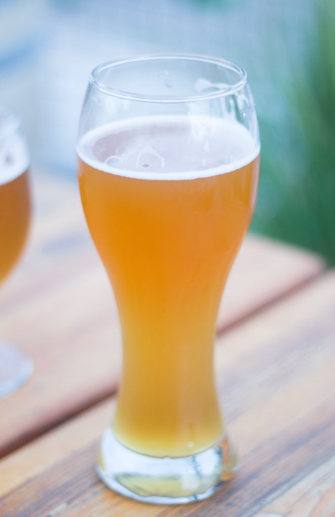 Wheat Beer In Tall Glass -- JackHarner @ Unsplash